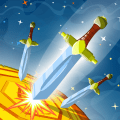 Knife Lucky Master: Shoot The Knife&Hit the Target Icon
