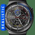 Chrono Shine HD Watch Face Widget & Live Wallpaper Icon