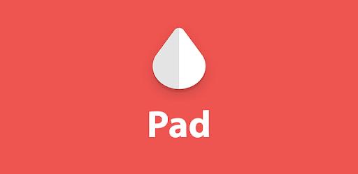 Pad: Period tracker & Ovulation calendar apk