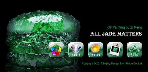 Jade food theme apk