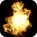 Fire of Passion 3D Icon