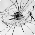 Cracked Screen Wallpapers Icon