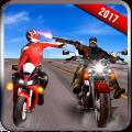 Stunt Bike Fighting: Highway Icon