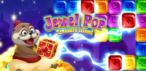 Jewel Pop: Treasure Island apk