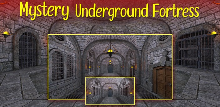 Escape Game - Mystery Underground Fortress apk