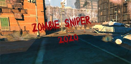 Zombie Sniper 2020 apk