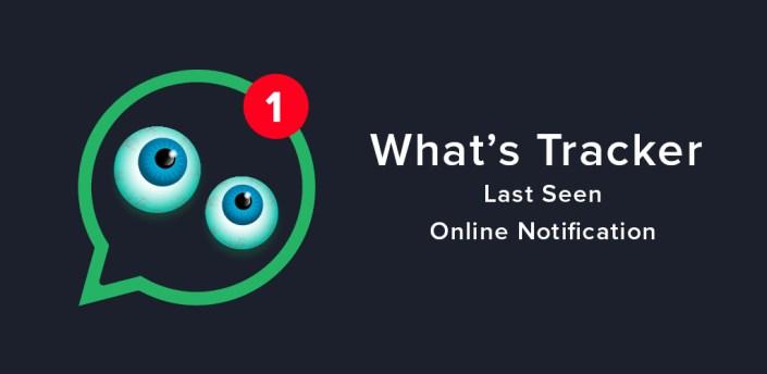 Whats tracker for WatsApp - Online usage tracker apk