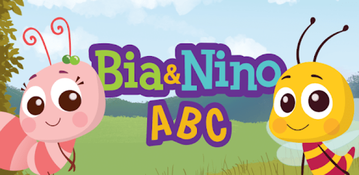 ABC Bia&Nino - First words for kids apk