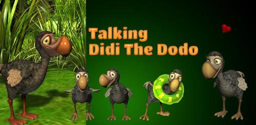 Talking Didi the Dodo apk