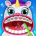 Pet Doctor Dentist Care Clinic Icon