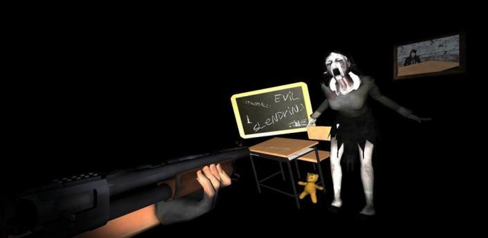 Slendrina Must Die: The School apk