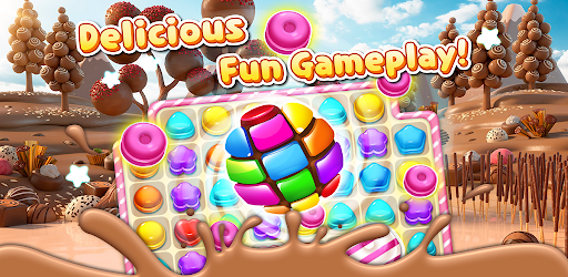 Candy House Fever - 2021 free match game apk