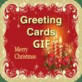 Christmas Greeting Cards & Gif Icon