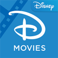 Disney Movies Anywhere Icon