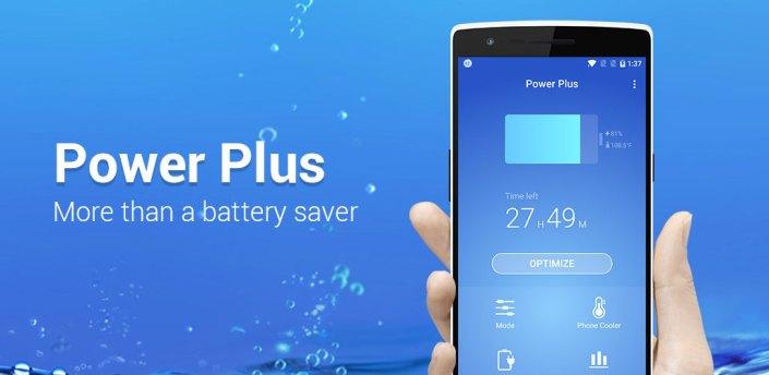 Battery Saver - Power Plus apk
