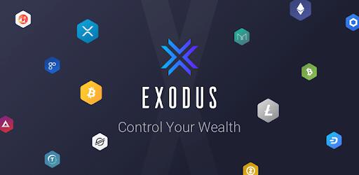 Exodus Crypto Wallet apk