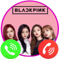 BlackPink Call on You: Fake Video Call KPOP Icon