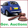 Government  Vehicle Auction  Listings - All States Icon