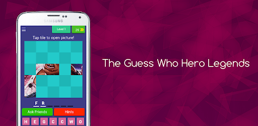 The Guess Who Hero Legends apk