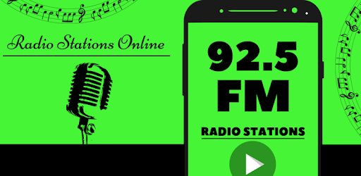 92.5 FM Radio Stations apk