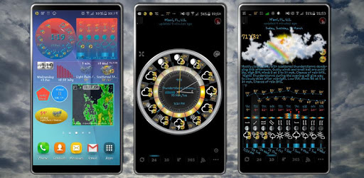 Weather, Alerts, Barometer apk