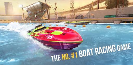 Boat Racing 3D: Jetski Driver & Furious Speed apk