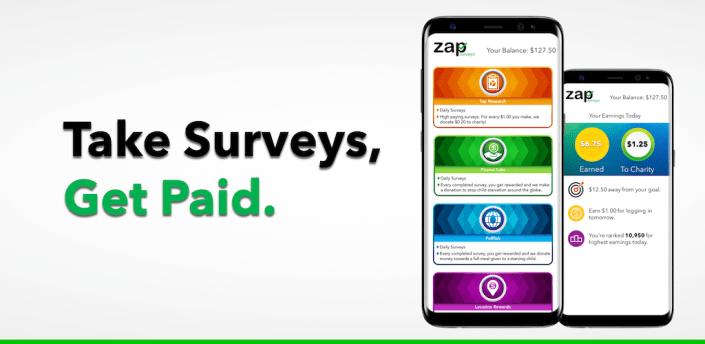 Zap Surveys - Earn Money and Gift Cards apk