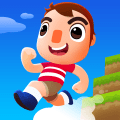 Jump Dash Hero Icon