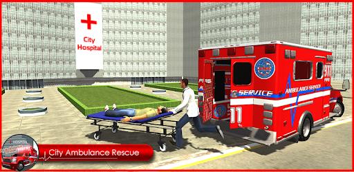 Ambulance Rescue Game 2017 apk