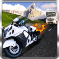 Extreme Highway Rider 3D Icon