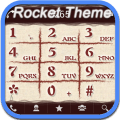 RocketDial Brown Theme Icon