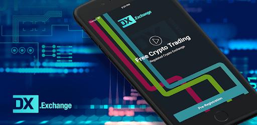 DX.Exchange - Buy&Sell Bitcoin apk