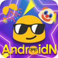 iKeyboard AndroidN Emoji Pro Icon