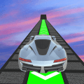 Ultimate car racing 3d stunts real driving game Icon