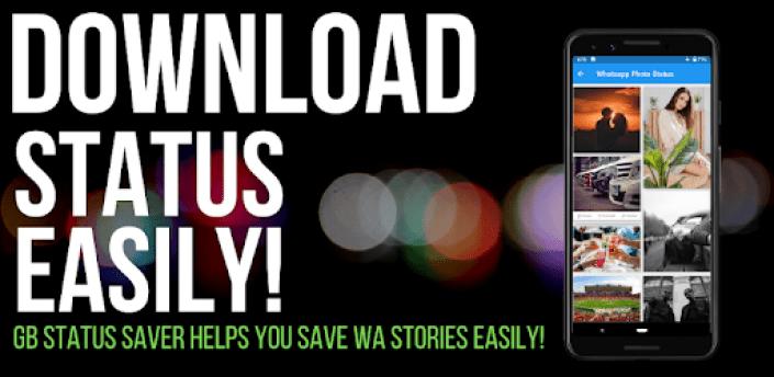 Gb Latest Version Saver- Status Save and Download apk