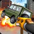 Destroy UAZ Car Simulator Icon