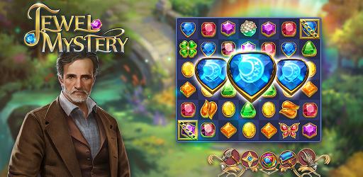 Jewel Mystery - Match 3 Story Adventure apk
