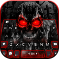 Zombie Skull Keyboard Theme Icon