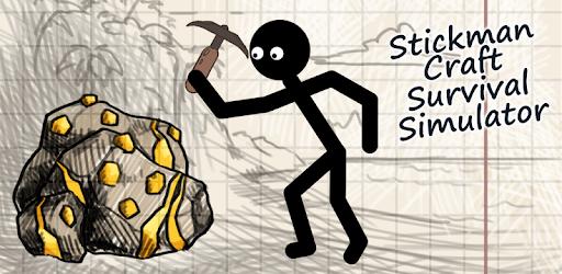 Stickman Craft Survival Simulator apk