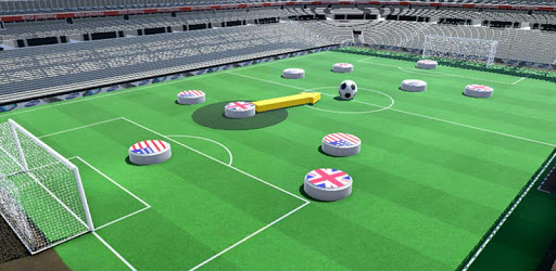 Finger Play Soccer dream league 2018 apk
