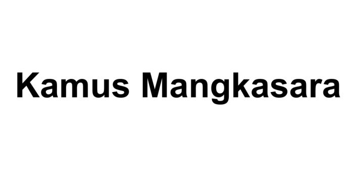 Kamus Mangkasara apk
