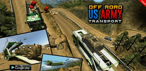 OffRoad US Army Transport Simulator 2020 apk