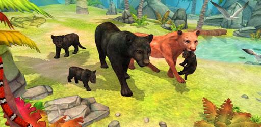 Panther Family Sim Online - Animal Simulator apk
