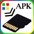 Apk To SD card Icon