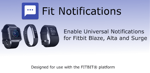 Fit Notifications (for Fitbit) apk