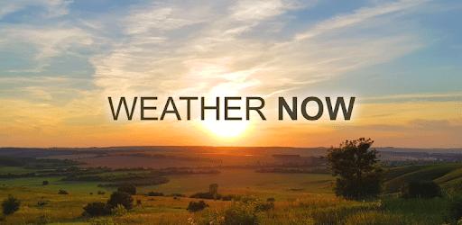 WEATHER NOW - forecast radar & widgets ad free apk