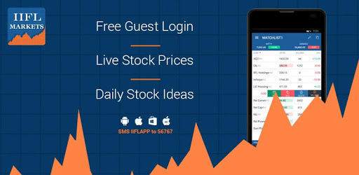 IIFL Markets - NSE BSE Mobile Stock Trading apk