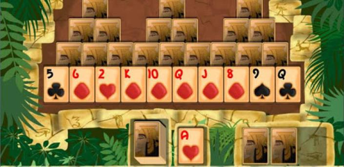 PYRAMID SOLITAIRE GAME apk