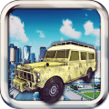 4x4 Jeep Ranger – Off-Road Xtreme Racing Free Game Icon