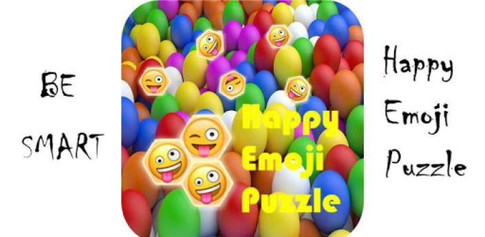puzzle emoji happy apk